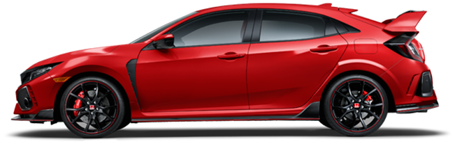 2018 Honda Civic Type R Hatchback Touring